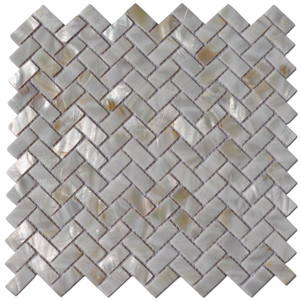 online kaufen gro handel mop shell tile aus china mop. Black Bedroom Furniture Sets. Home Design Ideas