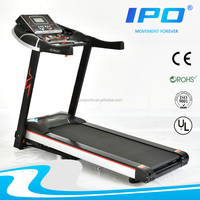 Hot sale alibaba china supplier LCD Monitor fitness home MP3 player gym equipment treadmill