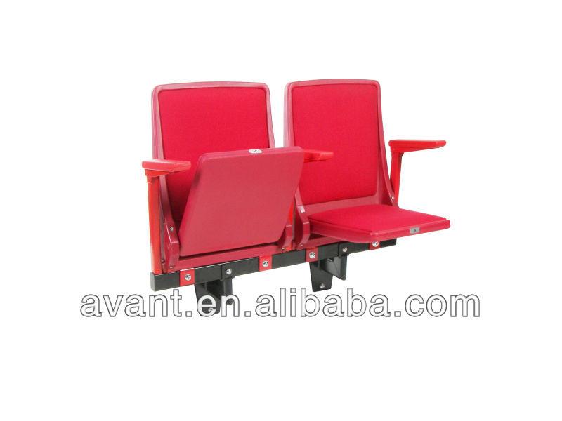 simple outdoor fixed cricket tip-up stadium chair,tribune seating,bleacher chair for public events,gams,education,sports