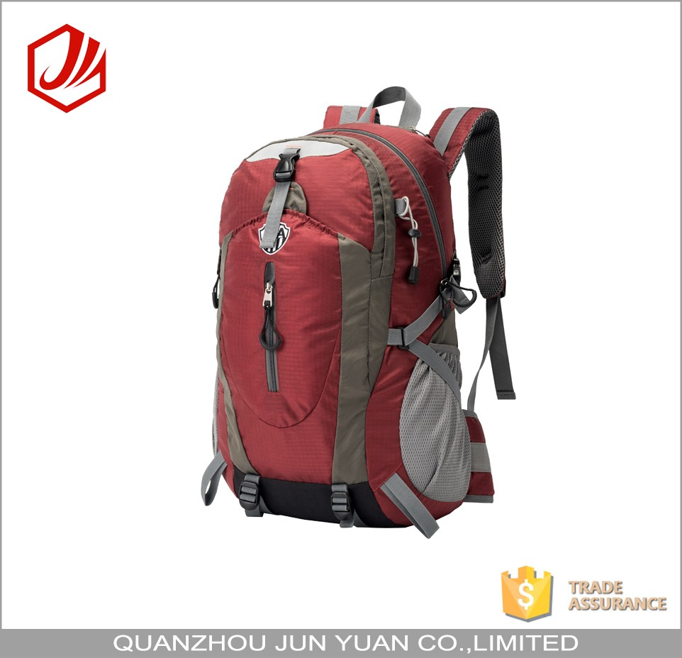 Waterproof hiking camping backpack with large capacity