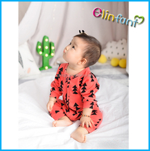 Hot sale baby dress clothes romper with 100% cotton