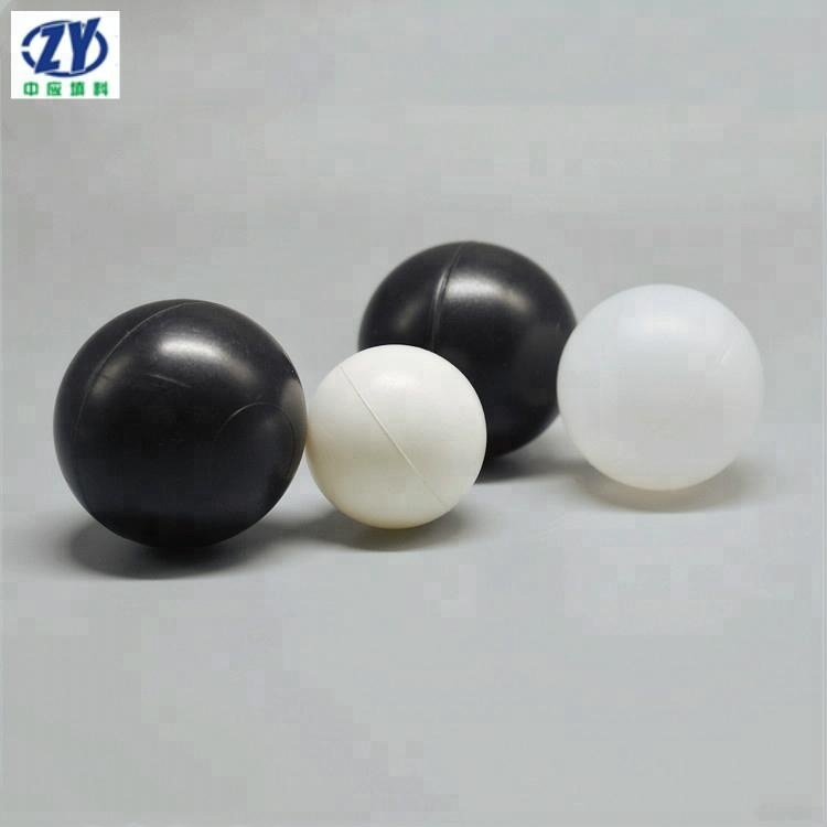 Plastic Filter bio ball plastic floating ball for industrial water treatment(10~150mm)