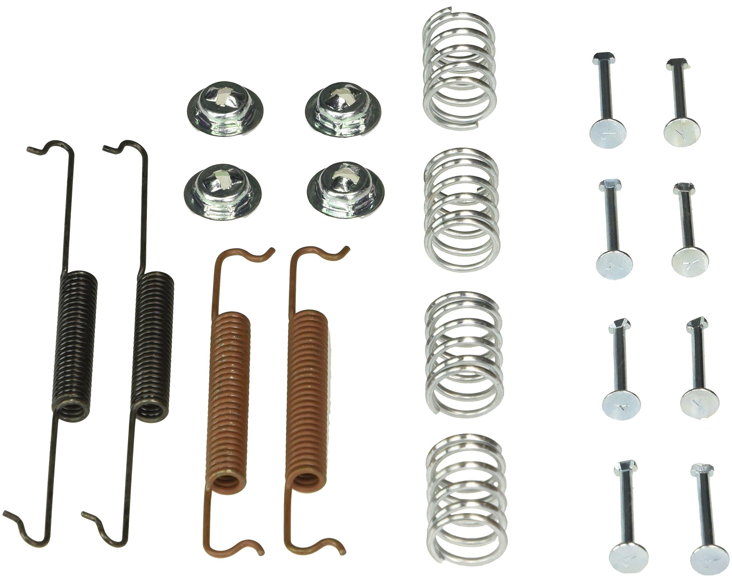 Carlson Quality Brake Parts 17285 Brake Combination Kit