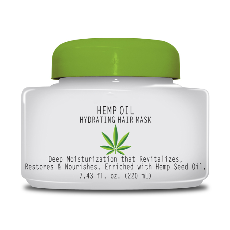 New Arrived Professional Hair Care Hemp Oil Hydrating Hair Mask
