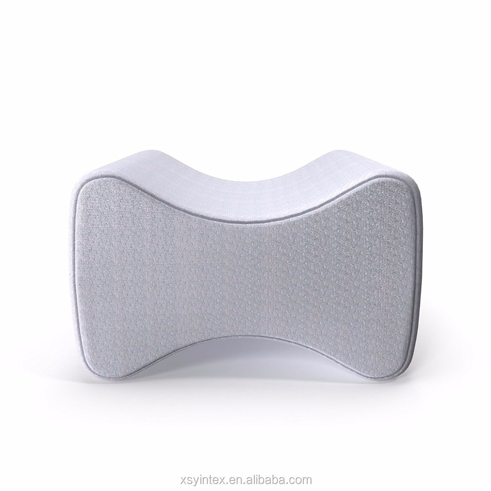 Wholesae Memory Foam Soft Knee Leg Rest Travel Pillow