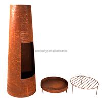 Esschert Design outdoor garden rustic patio heater parts