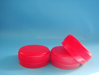 26mm-45mm Plastic Screw Caps With Tamper Evident Used For Mineral ...