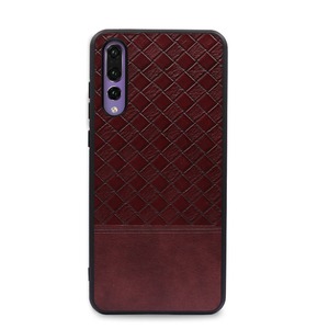 P20 PRO NEW leather case for hua wei P20 PRO back cover case