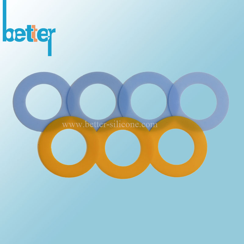 Medical Grade Silicone Rubber Gasket Seal for PEEP Valve