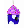 Lovely Cupcake Resin Birdhouse