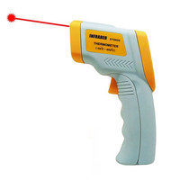 Gun-type infrared thermometer non-contact infrared clinical thermometer