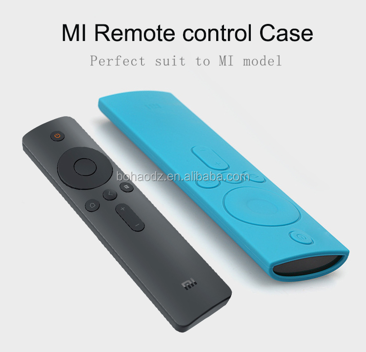 Wholesale The MI Remote Control Silicon Protective Case For Xiao Mi TV