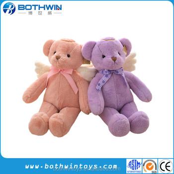 Cuddly Lembut 16 Inch Boneka Malaikat Boneka Beruang Buy Malaikat