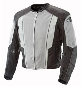Joe Rocket Phoenix 5.0 Mesh Textile Motorcycle Jacket Grey/Black SML