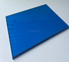 2mm/3mm/4mm/5mm red anti-scratch lexan polycarbonate sheet