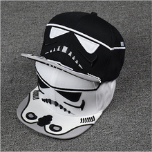 Hot! New 2015 Fashion Brand Star Wars Snapback Caps Cool Strapback Letter Baseball Cap Bboy Hip-hop Hats For Men Women