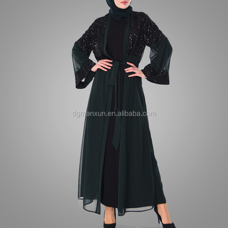 New Modest Abaya In Turkey Soft Fabric Suitable For Summer Kimono Abaya Popular Elegant Islamic Women Maxi Dress Apparel