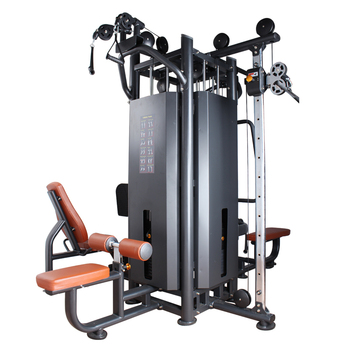 Gym Equipment Factory/Fitness Equipment Four Stations For Sale/body strong equipment