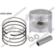 Motorcycle Engine Parts Piston ring Set CD70 47MM