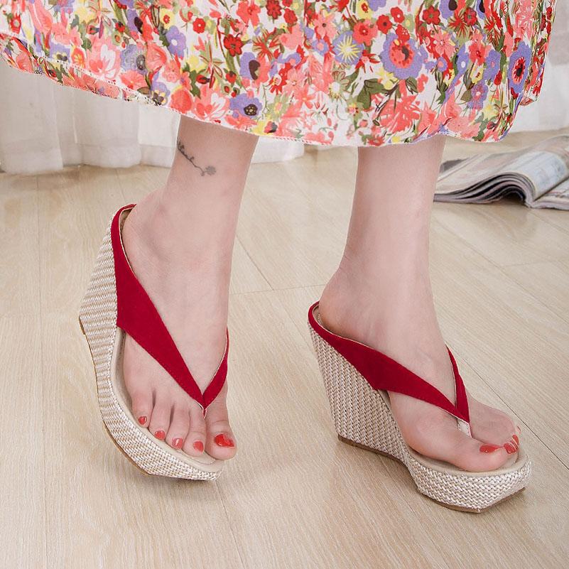 1980066e4c22 Detail Feedback Questions about Hot Sale Women Platform High Heels ...