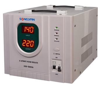Automatic Voltage Stabilizer Svc 5000va Ac Automatic
