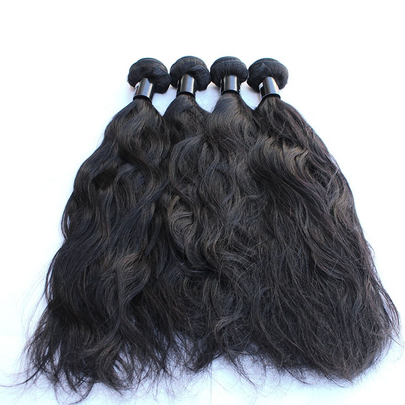 100 Unprocessed Virgin Indian Remy Hair From India Raw Indian Hair Bundle Cuticle Aligned Raw Indian Hair