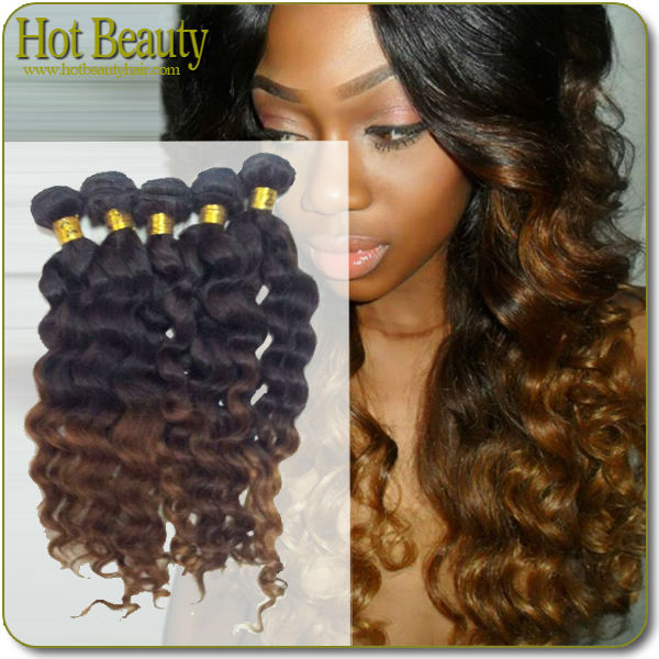 Two Tone Hair 5a 100 Natural Honey Blonde Brazilian Weave Buy