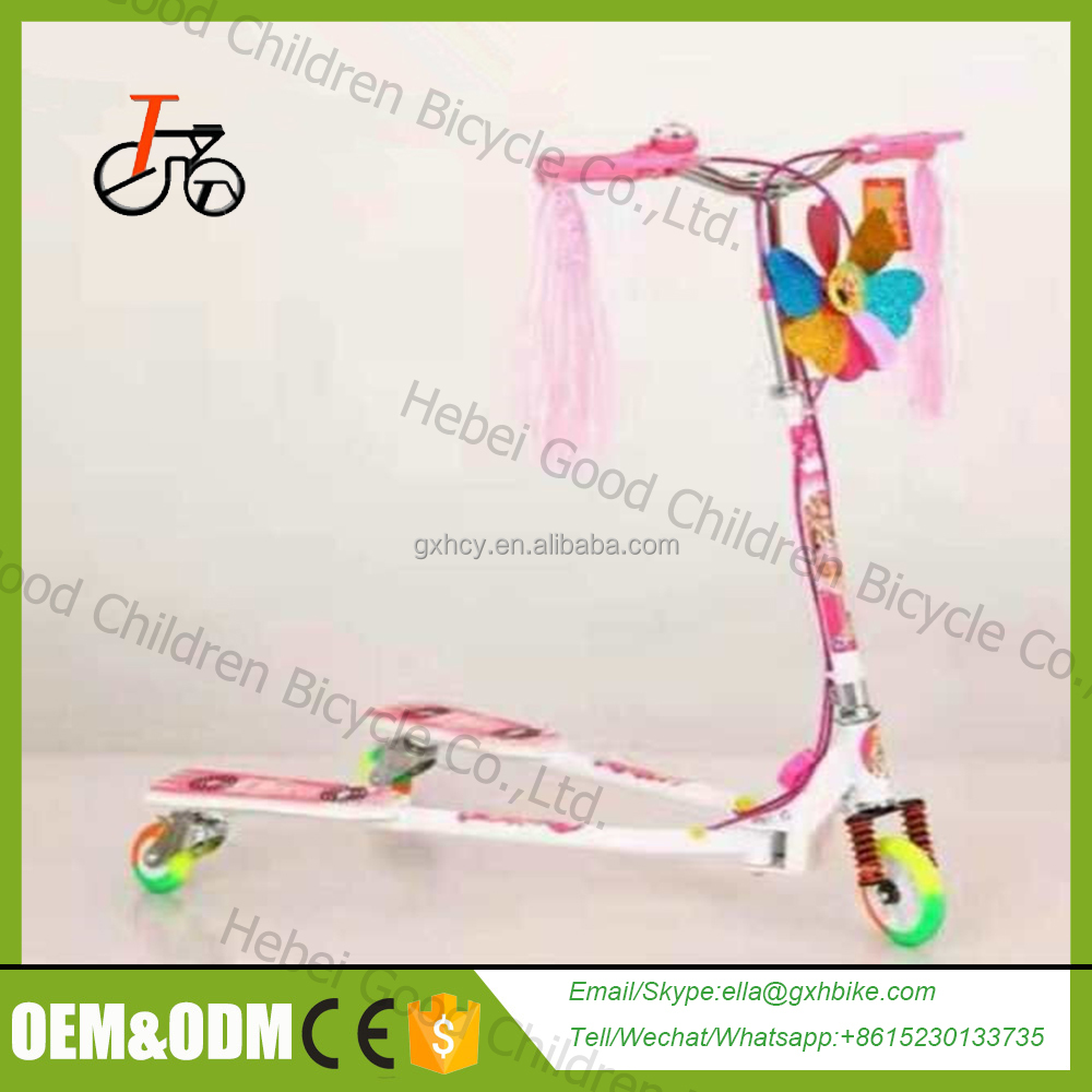 CE Certificate Approval Children Adjustable kick scooter / wholesale cheap kid kick scooter