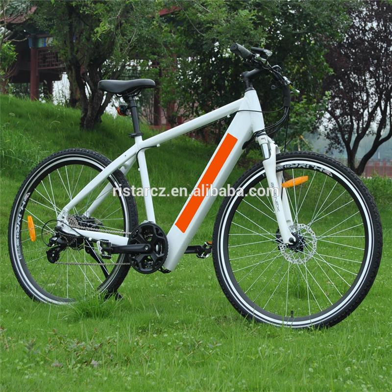 Best selling 700C mountain electric bike/<strong>bicycle</strong> with lithium battery RSEB304
