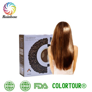 Colortour japanese hair straightening products ion perm lotion hair straightening cream