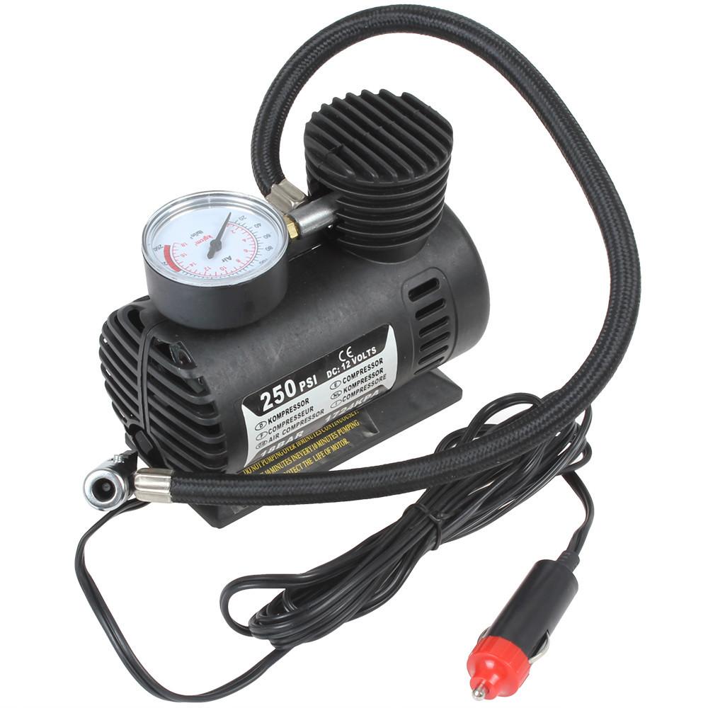 Electric Car Tyre Compressor