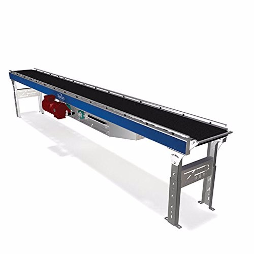 Food grade belt conveyor/ flat belt conveyor high quality