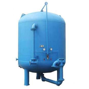 Pengkai Industrial Activated Carbon Sand Filter Water Treatment Equipment
