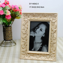 "Hot sale 4""x 6"" handmade resin photo picture frames"