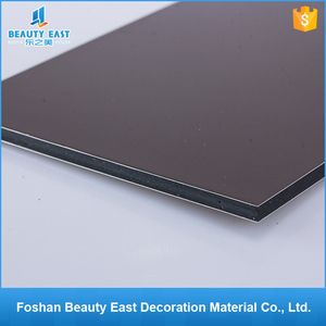 Wholesale Fireproof Function Alucobond Panels 4mmx0.12mm PE ACM ACP Board