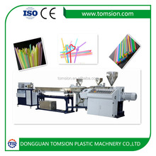 Plastic Extrusion Production Line Extruder Making Machine for Drinking Straw