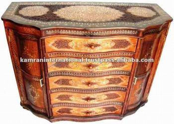 Tv Kast Antiek : Antieke houten vitrines hoek vitrine houten hoek tv kast buy