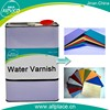 water-based ultrasonic wave plastic adhesive varnish for paper printing manufacturer