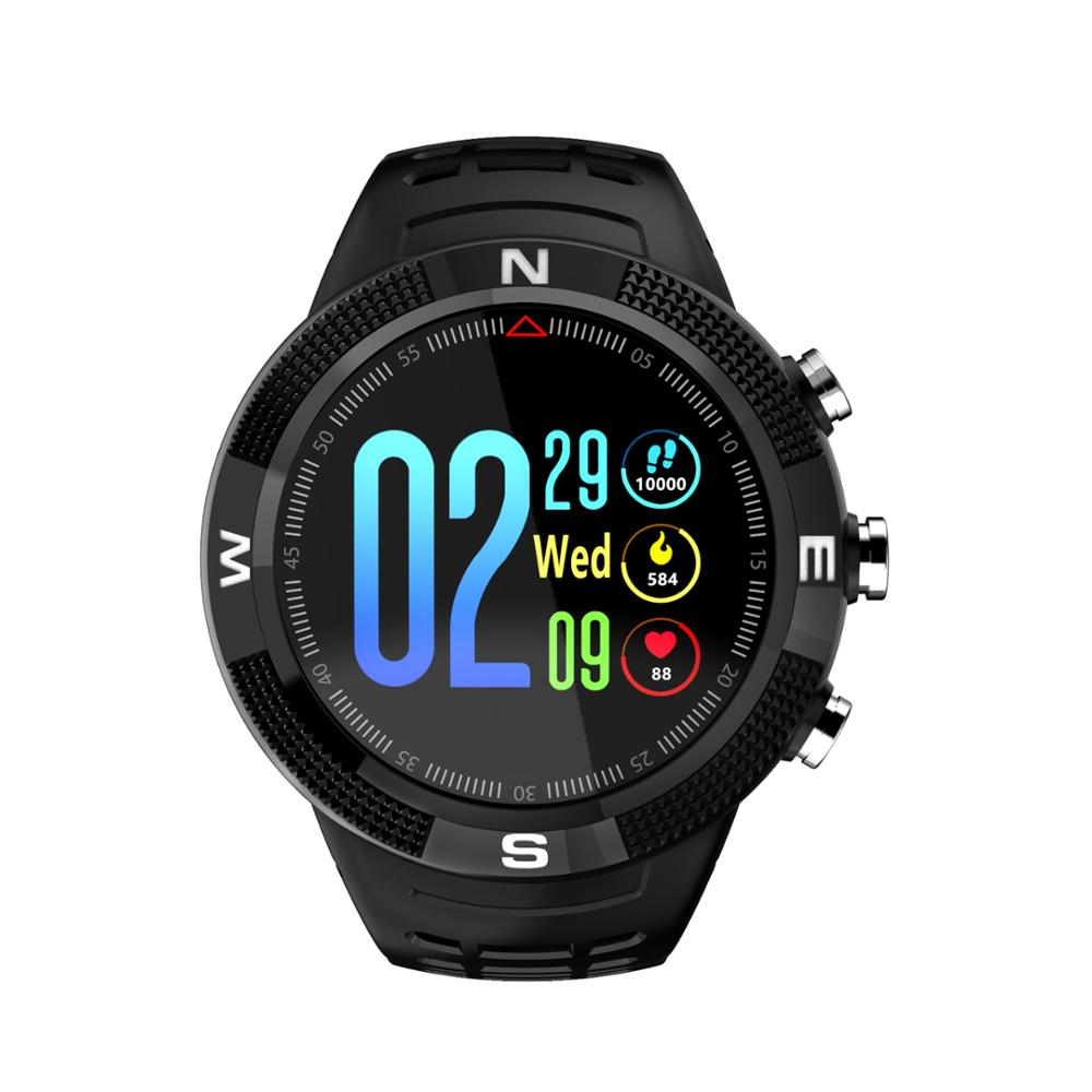 2018 Smartwatch GPS Heart Rate Monitor IP68 Waterproof Sport Smart Watch With Blood Pressure фото