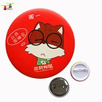 Wholesale custom OEM souvenir pin badge metal badge