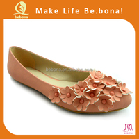 Newest Design Fashion Ballerina Shoes for Wedding Shoes