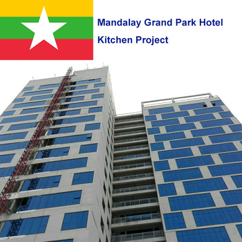 Mandalay Grand Park Hotel Kitchen Project
