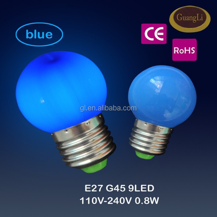 e27 b22 g45 g40 indoor decor bulb led christmas lights