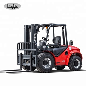 China 3.5ton rough terrain diesel forklift price