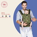 2016 Organic Cotton Ergonomic Baby Carrier 360 Adjustable portable Baby Sling Carrier baby backpack carrier wrap