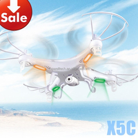 Cheap 2MP hd camera SYMA helicopter 6 axle X5C-1 2.4GHZ rc plane china