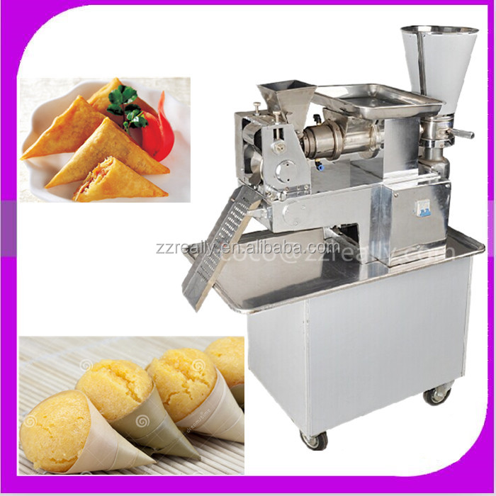 Curry puff/empanada machine maker/automatische lente roll maken machine