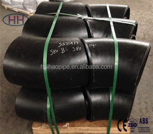 B16.9 SS/MS/CS/AS Seamless / Welded Wrought Butt Welding BW Pipe Fitting