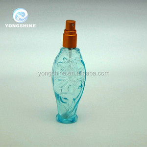35ml perfume glass bottle with sprayer/empty bottle perfume wholesale
