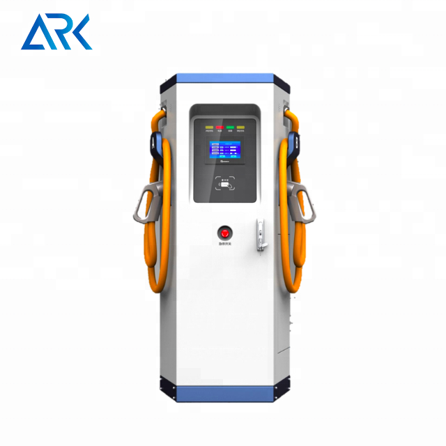 Ark Master Core Science and Technology 30kW CCS and CHAdeMO Fast Floor-mounted EV DC Charger